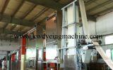 Hebegurt-gewebte Materialien kontinuierliche Dyeing&Finishing Maschine