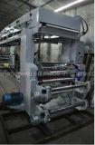 Máquina de estratificação automática da velocidade média para o papel e a película