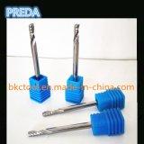 HRC60 Polished o sem revestimento Flutes a fábrica das ferramentas