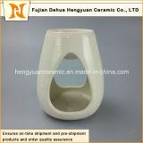 Tealight 향수 기름 가열기 중국 도매 세라믹 수출상 최신 신제품