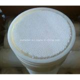 Étape particulière de stérilisation d'acier inoxydable de filtre d'ultra-filtration double