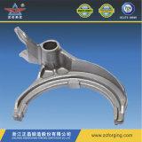 トラックの部品のための鍛造材のフォークリフトの予備品の変速機のフォーク