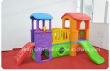 Campo da giuoco di plastica del playhouse dei bambini dell'interno