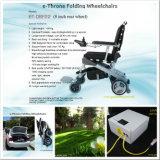 Cer-sperrte anerkannter Energien-Rollstuhl für behindertes/, der Leichtgewichtler, beweglich