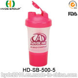 500ml Protein personalizado inteligente Shaker Bottle (HD-SB-500-5)