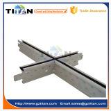 Tipo de aluminio de los componentes de la red del techo de la suspensión