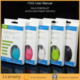 Alarme perdido remoto e anti do Auto-Portait de Itag Bluetooth4.0 do telemóvel do roubo