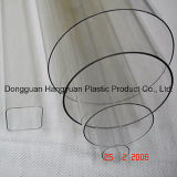 Transparentes Plastikstrangpresßling-Rohr für Packagin