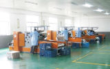 Cling Film와 Aluminum Foil Roll를 위한 전기 Motor Rewinding Machine