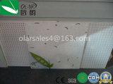 Tablero reforzado fibra del silicato del calcio para el techo interno
