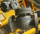 O API flangeou a válvula de verificação do balanço do aço de molde (150LB~900LB)