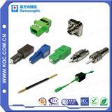 25dB에 광섬유 플러그 접속식 고정 감쇠기 0
