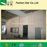 Partition& 천장을%s 녹색 건축재료 칼슘 규산염 널
