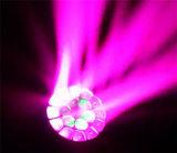 LED 이동하는 헤드가 꿀벌 눈 K10 LED 급상승 단계에 의하여 점화한다