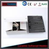 calefator cerâmico infravermelho da fonte de energia 500W elétrica