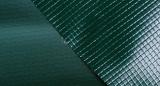 Tela incatramata laminata grande Tb017 blu scuro del PVC