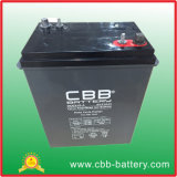 Batería profunda al por mayor del gel del ciclo de la batería 6V310ah de China Cbb