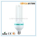Lâmpada energy-saving de T4 4u 45W com bulbo de CFL