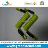 Веревочка удерживания подгоняла талреп катушки провода цвета/размера W/Loop&Crimp сильный