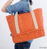 キャンバスから成っているSH16032209 2016年のハンドバッグのショルダー・バッグ