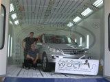 Cabina di spruzzo a base d'acqua della vernice della vernice Booth/Auto dell'automobile di buoni prezzi Wld8400