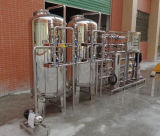 水フィルター膜機械逆浸透システム3000lph