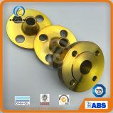 ASME/ANSI B16.5 Kohlenstoffstahl-Schweißungs-Stutzen A105 Wn HF-Flansch (KT0406)