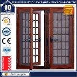 Indicador de alumínio residencial vantajoso de vitrificação dobro do frame do tipo