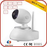 HD 720p IR mini PTZ câmera do rádio de 360 graus