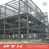 Lager-Aufbau der Stahlkonstruktion-ISO9001