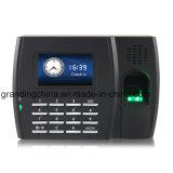 Pendule de pointage biométrique de temps d'empreinte digitale avec Ui neuf (U300C-II)