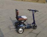 Mobilitäts-Roller des Lithium-48V arbeitsunfähiger elektrischer der Batterie-drei Rad