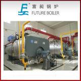 산업 Wns는 수평한 기름 또는 가스에 의하여 발사된 증기 보일러를 3 통과한다