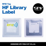 RFID passiver Bibliotheks-Kennsatz Icode Slix