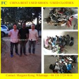 Verwendete Schuhe für Verkaufs-Sport verwendete Schuhe für Afrika-Markt