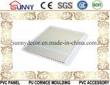 Panneau de mur chaud de Plafond-PVC de PVC de vente