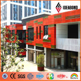 Panneau composé en aluminium Polyester/PE de décoration nanoe de cuisine d'Ideabond (AE-32D)