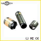 260 longos recarregáveis dos lúmens - funcionar a lanterna elétrica do diodo emissor de luz da aventura do tempo (NK-1869)