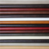 Cuoio del coperchio del sofà del PVC del cotone di rendimento elevato per l'arredamento domestico