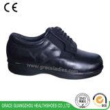 優美の健康は蹄鉄を打つ人の本革の靴(9609229)に
