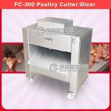 Резец цыплятины/Dicer/вырезывание цыпленка или Dicing машина