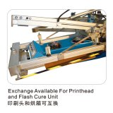 6개의 색깔 14 Stations Automatic T Shirt 또는 Textile Screen Printing Machine/Screen Printer