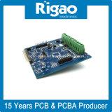 Conjunto eletrônico do PWB da placa de circuito impresso SMT para o controle de indicador PCBA