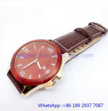 Stainless e Wood superiori Quartz Watches Water Resistant Hlja-15059