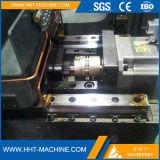 Especificación horizontal de la máquina de la herramienta del torno del CNC de China Tck-40L