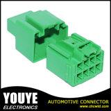 8개의 핀 여성 자동 연결관 Youye 녹색 자동 연결관