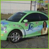 Etiqueta cheia personalizada do vinil do corpo do carro da decoração do projeto