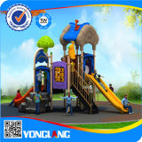 Children Outdoor Plastic Small Playground Equipment (YL-E041)