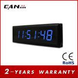 [Ganxin] horloge de mur électronique en gros du horodateur 1.8inch DEL