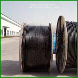 Câble isolé par XLPE, câble de fil électrique pour le projet de pouvoir